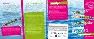 Programm - Wasser, Klimawandel & Hochwasser