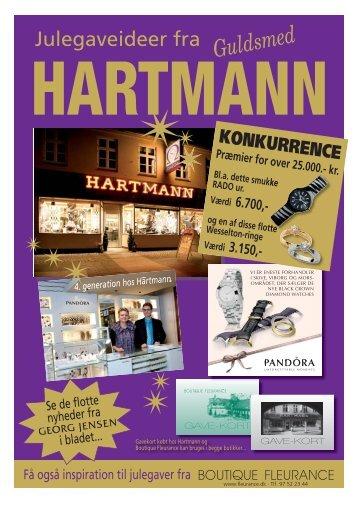 Guldsmed Hartmann Skive