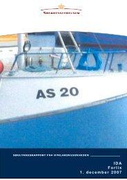 IDA - Søfartsstyrelsen