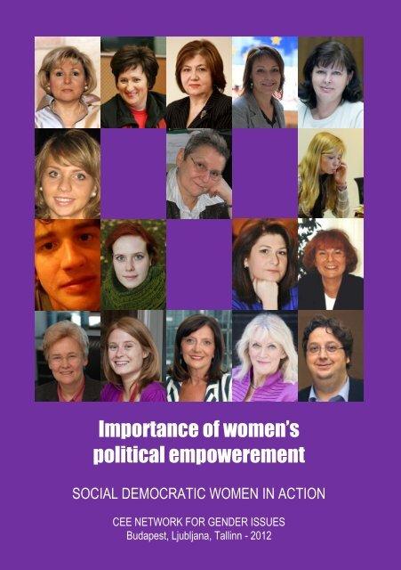 Importance of women's political empowerement - Gurmai Zita