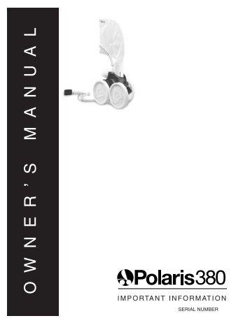 polaris 180 home swimming pool parts filters pumps automatic rh yumpu com
