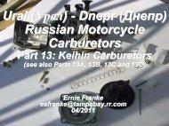 Part 13: Keihin Carburetors - Good Karma Productions