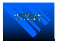 Microsoft PowerPoint Viewer - Green Building