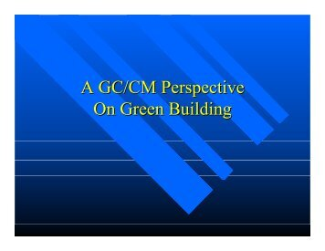 Microsoft PowerPoint Viewer - Green Building
