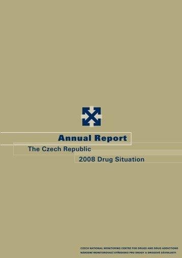 Annual Report: Czech Republic - EMCDDA
