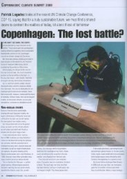 COPENHAGEN: CLIMATE summrr 2009 - Patricklagadec.net