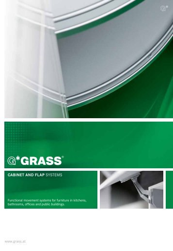 CABINET AND FLAP SYSTEMS - Grass