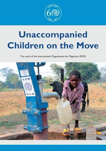 Unaccompanied Children on the Move