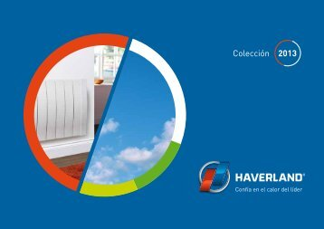 Catálogo Colección 2013 - Haverland