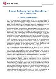 Zusammenfassung - Professur für Bürgerliches Recht ...