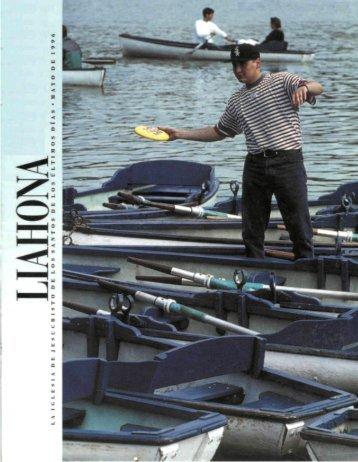 Liahona 1996 Mayo - LiahonaSud