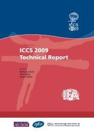 ICCS 2009 Technical Report - IEA