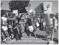 2012-13 DISTRICT CALENDAR - Hilton Central School District