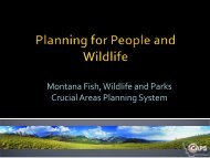 Crucial Areas Planning System - Sonoran Institute