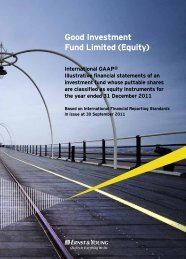 Good Investment Fund Limited (Equity) - Ernst & Young