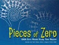 Zero Waste Study Tour Report - GAIA