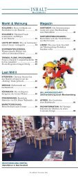 Inhalt Heft 2002/11 - Buchmarkt