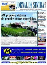 AM Promove debates W - Jornal de Sintra