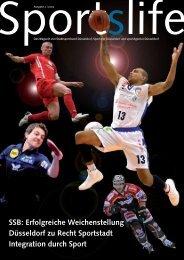 SSB-Mitgliederversammlung - Stadtsportbund Düsseldorf
