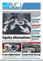 Equity alternatives - AVCJ