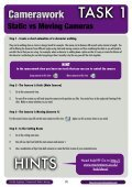 Camerawork - Static v Moving - Digital Learning Environments - Page 2
