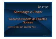 Knowledge is Power - Cogen
