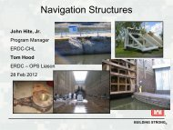 Navigation Structures Program