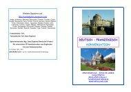 DEUTSCH – FRANZÖSISCH KONVERSATION - Multiphrasebook.com