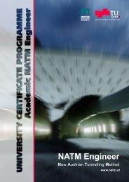 NATM Engineer - Society For Rock Mechanics & Engineering ...