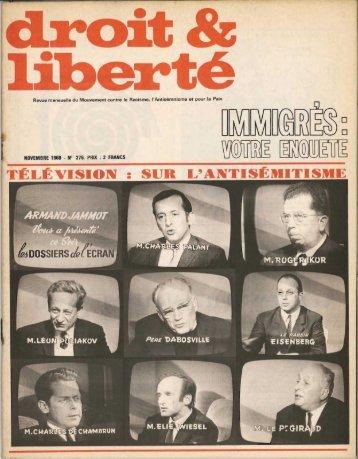 immigres - Archives du MRAP