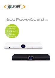 Eco PowerGuardTFR - Infosec