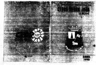 Lei Orgânica do Município de Cedro de São João - Advise