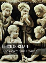 Linse Goeman (pdf) - Jonge Historici Schrijven Geschiedenis