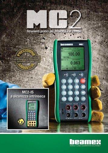 MC2-IS a sicurezza intrinseca - Delta Strumenti S.r.l.