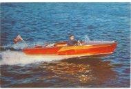 1956 Ski-bee Model 65 (PDF file (184 kb) - Shepherd Boats