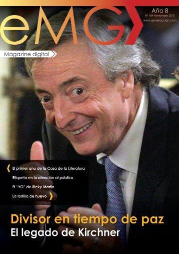 Revista - Generaccion.com