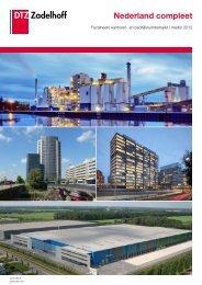 DTZ Zadelhoff   Nederland Compleet medio 2012
