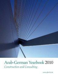 Arab-German Yearbook 2010 - Ghorfa