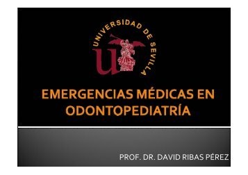 ema 45 Emergencias en odontopediatría