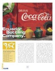 ecuador bottling company - coca cola