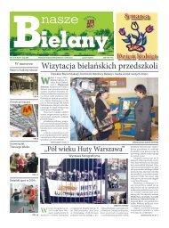 (Rok XI) - Luty 2009 - Urząd Dzielnicy Bielany