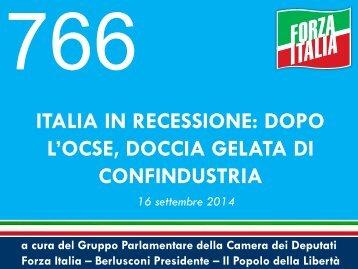 766-ITALIA-IN-RECESSIONE-DOPO-L'OCSE-DOCCIA-GELATA-DI-CONFINDUSTRIACOSA-HA-DETTO-CONFINDUSTRIA