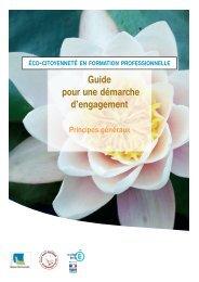 Guide pour une démarche d'engagement - Errefom