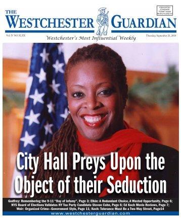 September 23, 2010 - WestchesterGuardian.com