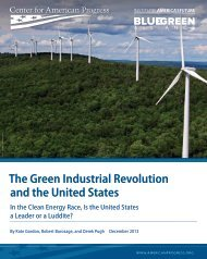 Green-Industrial-Revolution-report