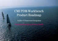 CMI - CATIA Teamcenter Integration