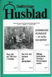1983-2 - Snättringe fastighetsägareförening