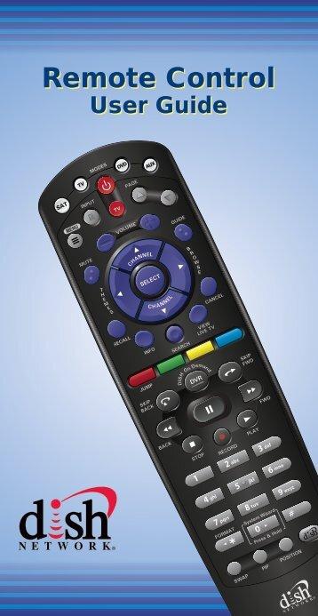 32.0 Remote Control User Guide - OpticalTel