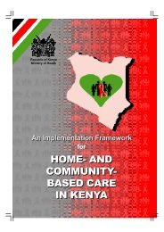D:\My Documents\HBC\HCBC Implem - Kenya National AIDS & STI ...