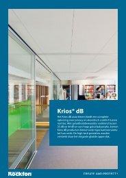 Krios® dB - Rockfon